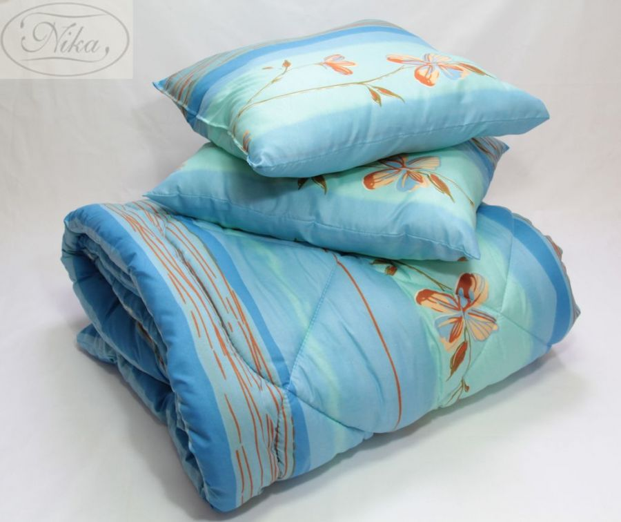 Komplet kołdra+ poduszka